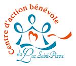 Logo Centre d'action bénévole du Lac-St-Pierre