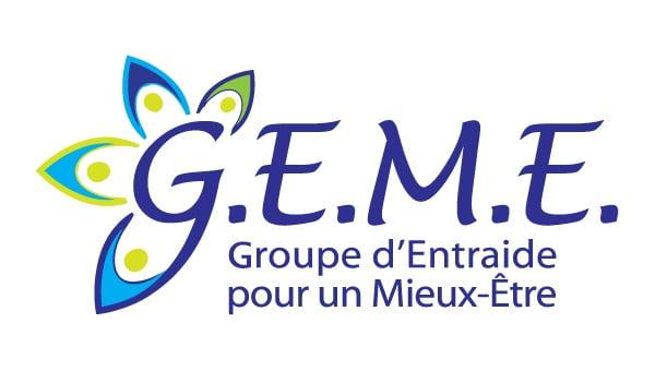 Logo Groupe d'entraide GEME