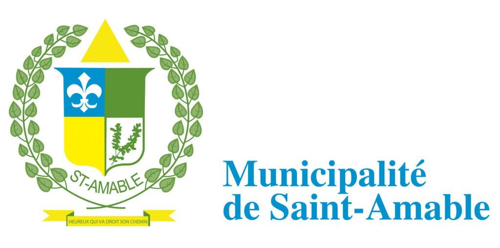 Logo Municipalité Saint-Amable