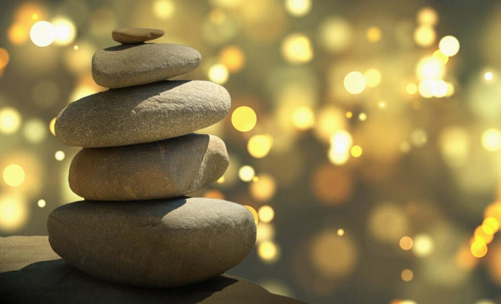 feng shui, zen, Vivre à coup de coeur