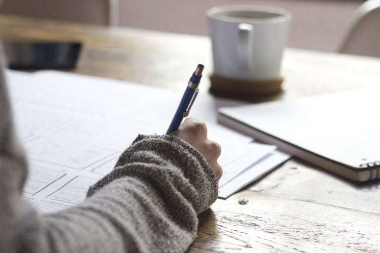 écriture, inspiration, reflexion, introspection, Vivre à coup de coeur
